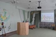 Библиотека в гостях детского сада