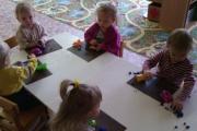 Развитие мелкой моторики рук в раннем возрасте