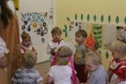 Осенний праздник в группе раннего возраста «Ромашка»